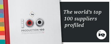 Production 100 banner