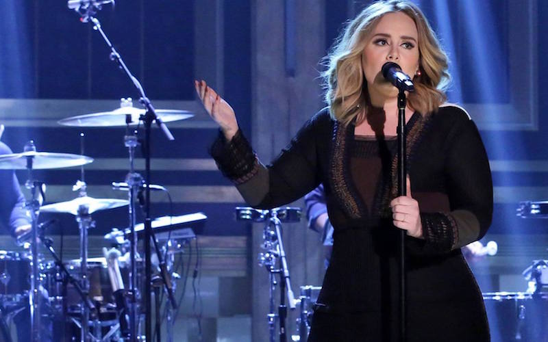 Adele, the Tonight Show Starring Jimmy Fallon