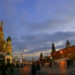 Red Square, Moscow, Adam Baker