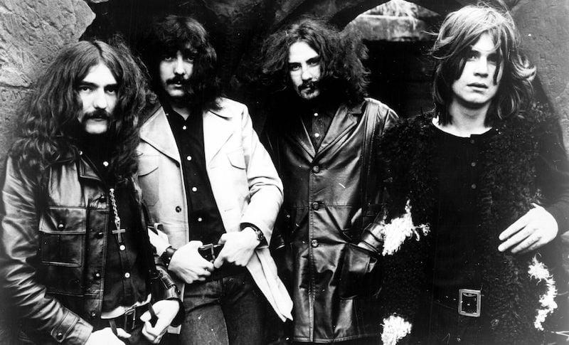 Black Sabbath, Billboard, 18 July 1970, Warner Bros Records trade ad, public domain
