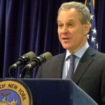 Eric Schneiderman, New York Attorney General