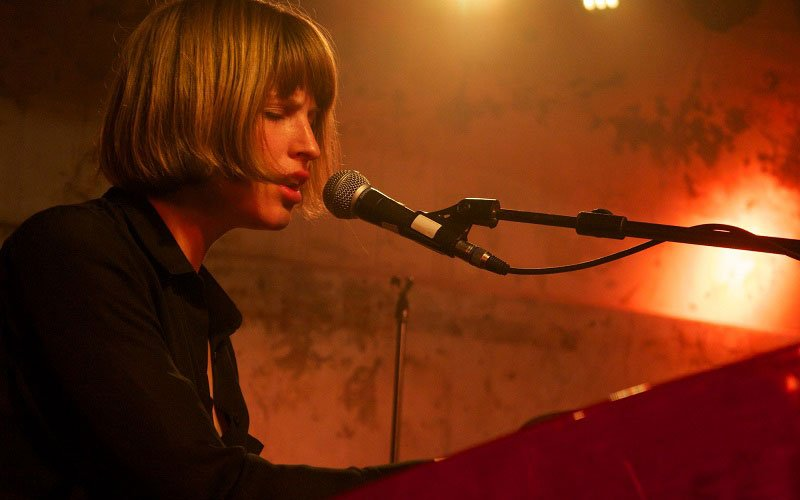 Heather Shannon, The Jezabels, XOYO, Paul Hudson