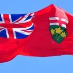 Flag of Ontario (drapeau de l'Ontario), abdallahh