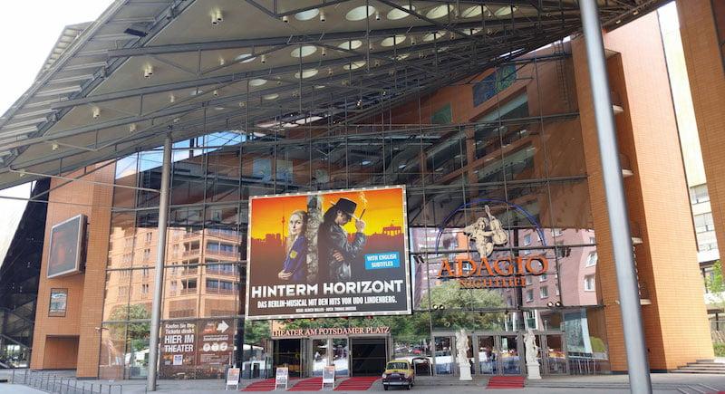 Stage Theater am Potzdamer Platz, Stage Entertainment, Musical1