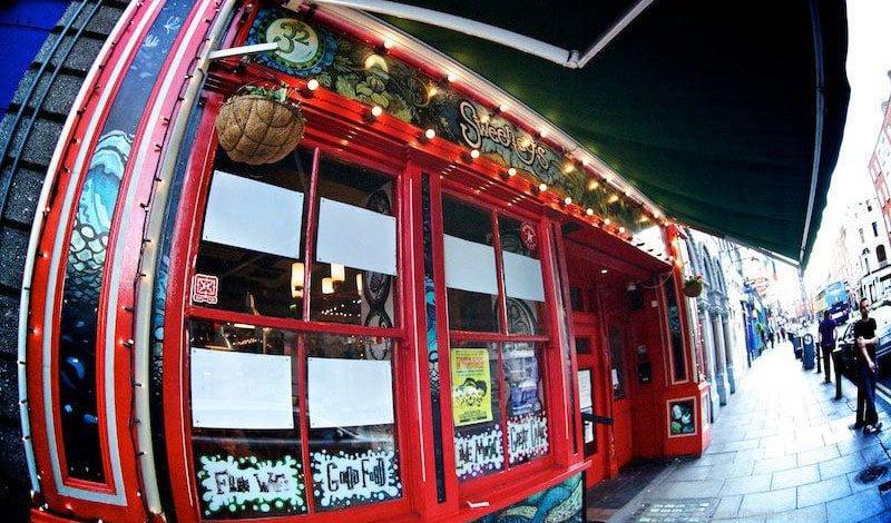 Sweeney's, Dame Street, Dublin