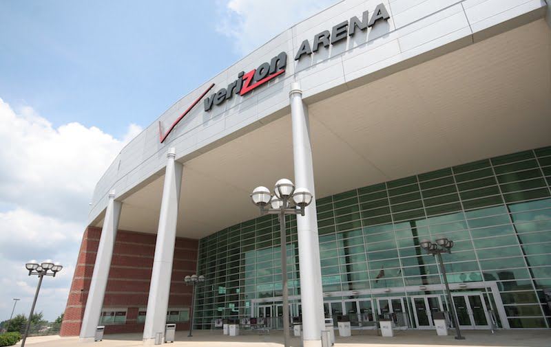 Verizon Arena, North Little Rock, Arkansas, Little Rock Convention & Visitors Bureau (littlerock.com)