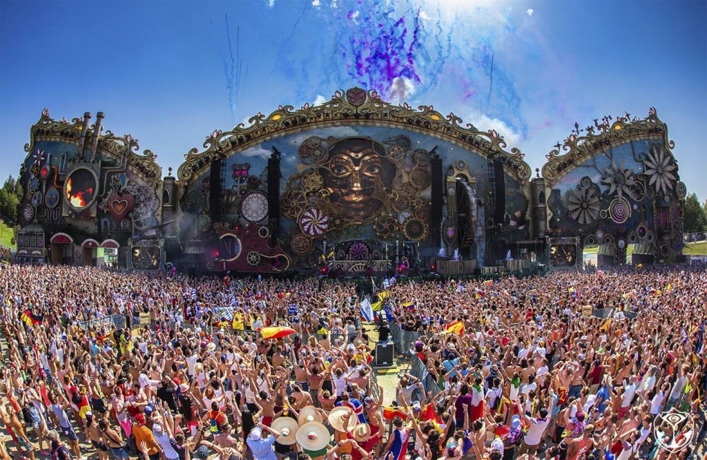 Tomorrowland 2014, Cesararagon1