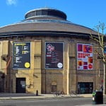 The Roundhouse, Camden, George Rex