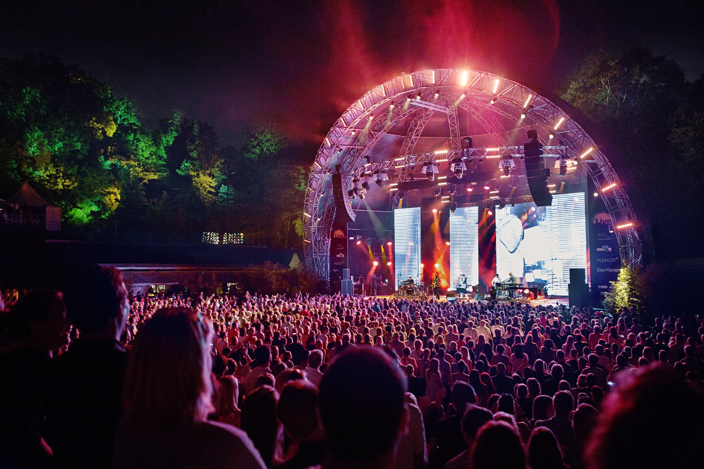 Live at Sunset 2015, Zurich