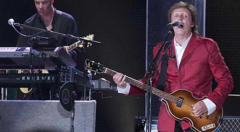 Paul McCartney, Marshall Segal