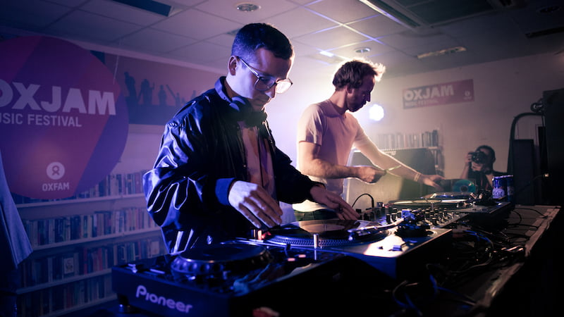 Hot Chip, Oxjam Dalston, 2012