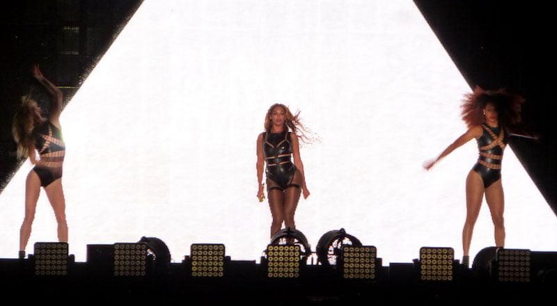 Beyonce, Erin Benson