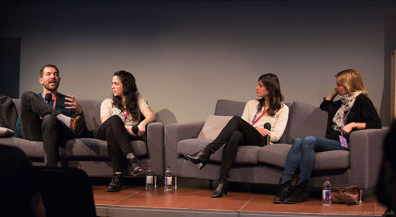 Alex Kennedy, Lauren Down, Chloé Julien, Suzi Beese, FastForward 2016, Amsterdam