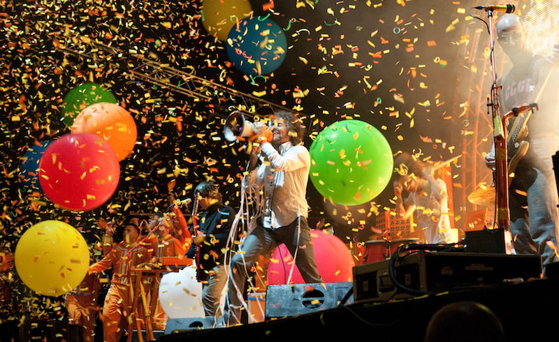 The Flaming Lips, Off Festival, 2010, annaspies