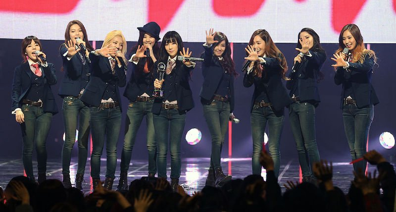 Girls' Generation (SNSD), SM Entertainment