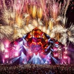Mysteryland 2015 end show, Q-dance