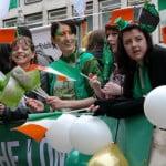 St Patrick's Day 2011, London, Ard van der Leeuw