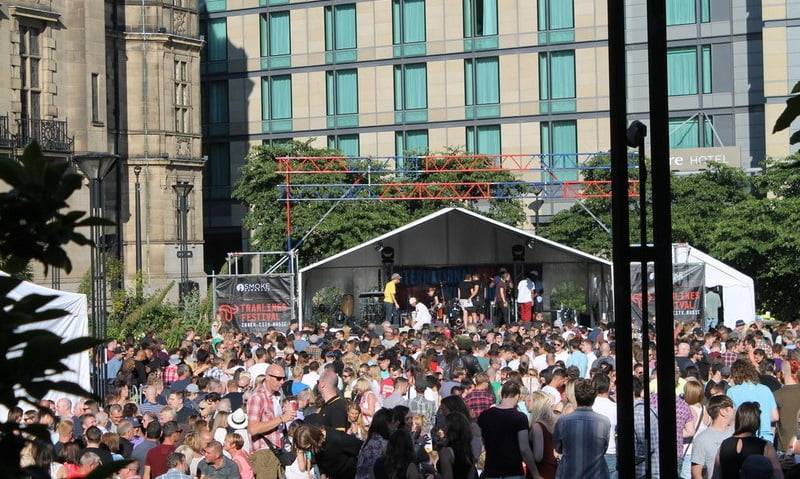 Tramlines 2015, Dave Pickersgill