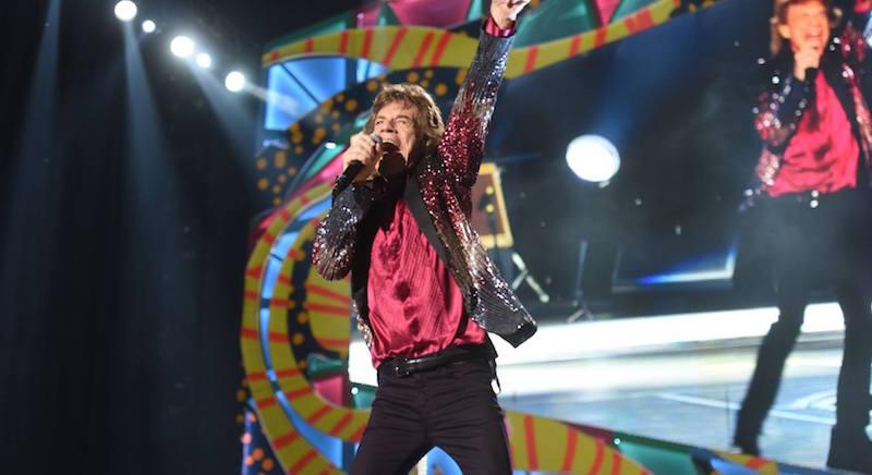 Mick Jagger, The Rolling Stones, Havana, Cuba, 25 March 2016, Dave Hogan