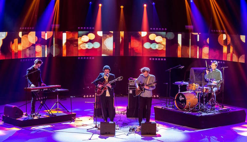 Carnival Youth, European Border Breakers Award (EBBA), Eurosonic Noorderslag 2016