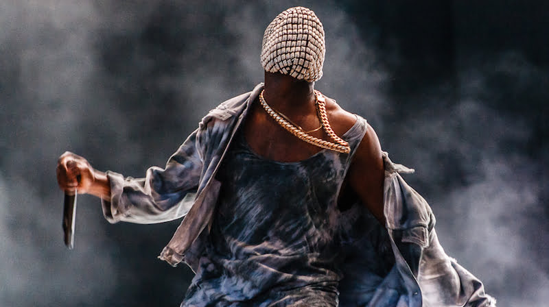 Kanye West, Wireless Festival 2014, Daniel Gregory