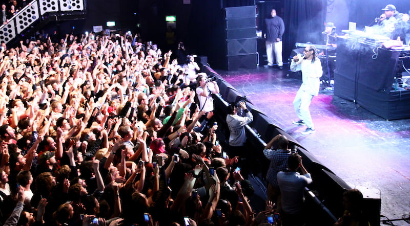 Snoop Dogg, O2 Academy Bristol, Delliss for Amon Creatives
