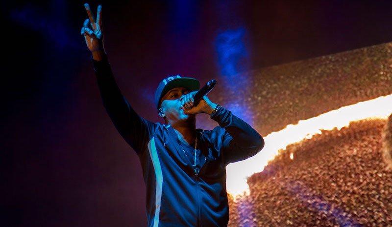 Nas, Bestival Toronto 2015, The Come Up Show