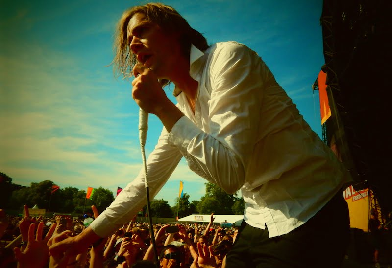 The Hives, Calling Festival, Clapham Common, Drew de F Fawkes