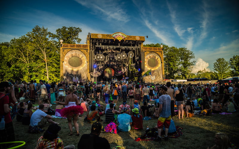 Electric Forest 2013, : Rothbury, Michigan, Cal Millner