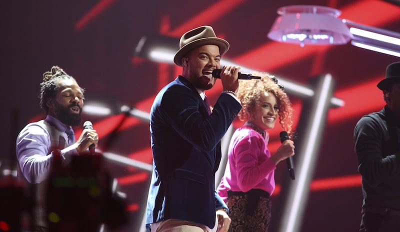 Guy Sebastian, Eurovision Song Contest 2015, Thomas Hanses (EBU)