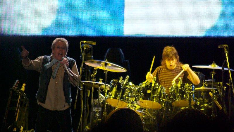The Who, Australian Grand Prix 2009, Melbourne, Pete Johns