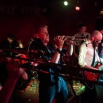 The Brass Action, The Railway Club, Vancouver, Steven Shepard