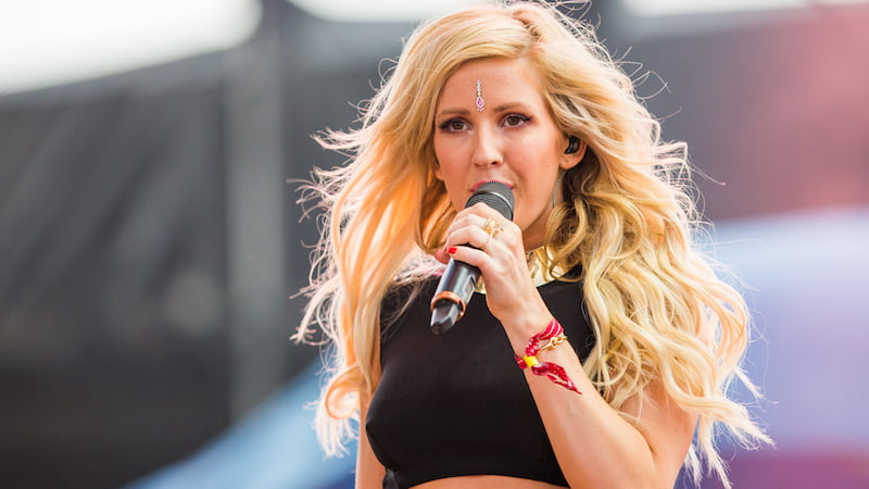 Ellie Goulding, Coachella 2014, AEG Live, The Bowery Presents, Thomas Hawk