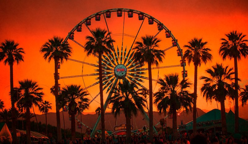 Le Grande Wheel, Coachella 2014, Thomas Hawk