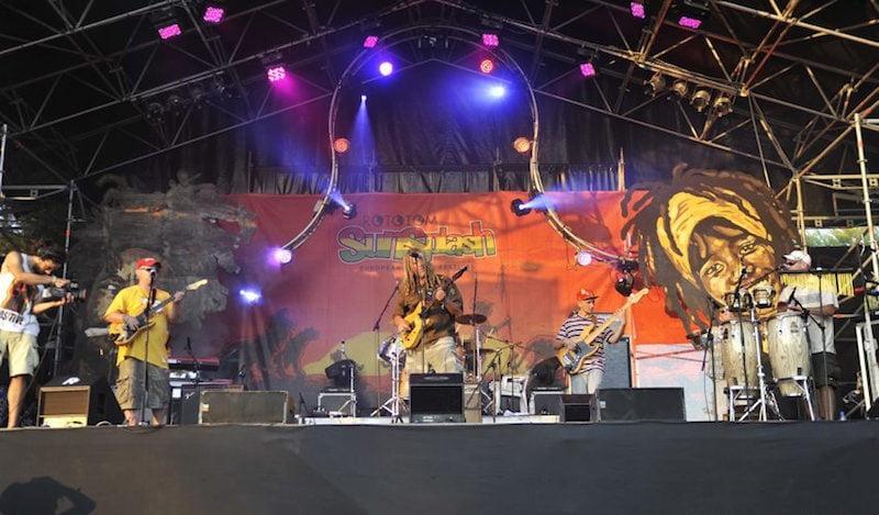 Maleo Reggae Rockers, Spanish reggae festival Rototom Sunsplash 2010, Benicassim, Valencia, Michele Lapini