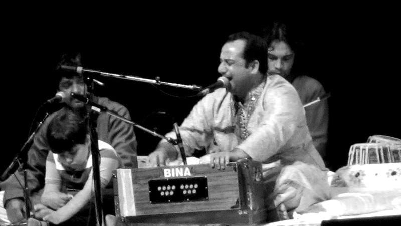 Rahat Fateh Ali Khan, Komail Naqvi