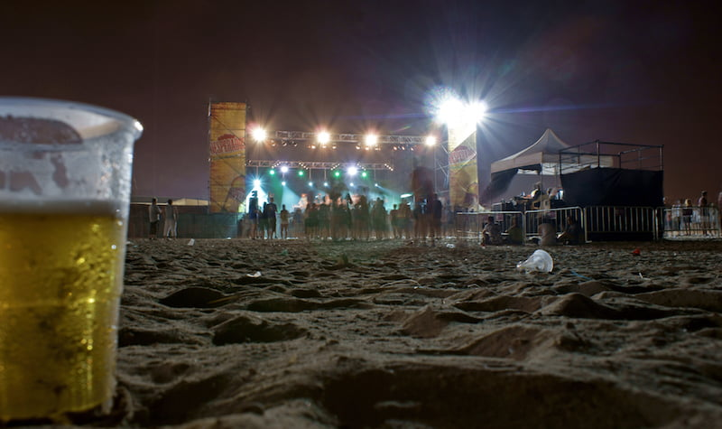 Arenal Sound 2011, Burriana, Daniel Calleja Delfa