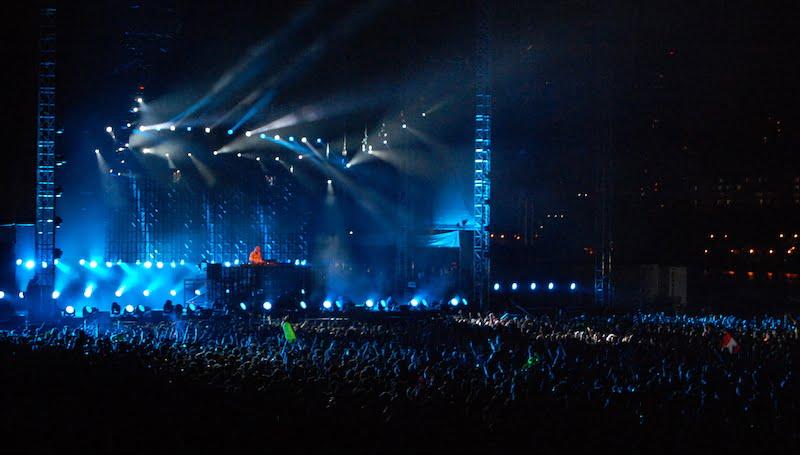 David Guetta, Electric Zoo 2011, Made Events, SFX, New York, DigBoston