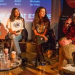 Claire Mas, Tash Anderson, Adam Ryan, Michelle de Vries, The Great Escape (TGE) Convention 2015