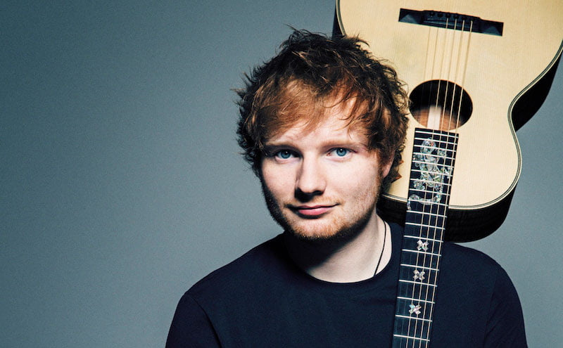 Ed Sheeran, Creative Artists Agency (CAA), Ben Watts