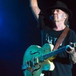 Neil Young, Filmnächte am Elbufer, Dresden, 2014, Takahiro Kyono, Roskilde Festival