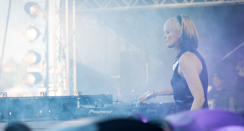 Sister Bliss, Palmesus, Norway, 2013, Dance Music Conference, Dubai