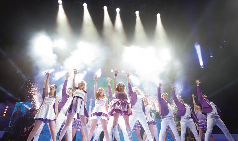 Violetta Live, DG Entertainment, Sold Out, Disney