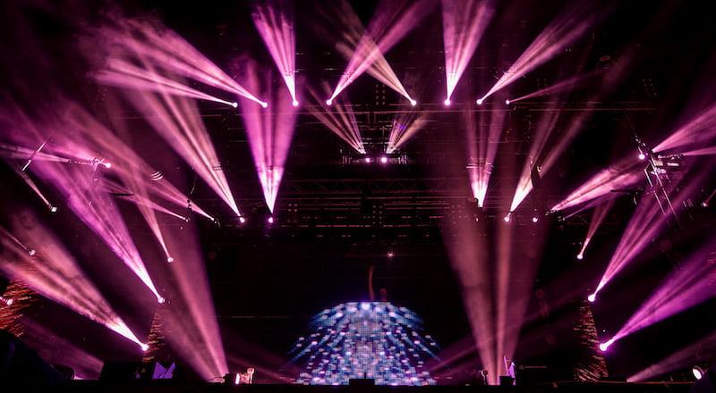 Calvin Harris, Austin City Limits 2014, Ralph Arvesen, Omnia, Caesars Palace, Las Vegas