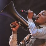 Azealia Banks, NOS Alive 2015, Side Stage Collective