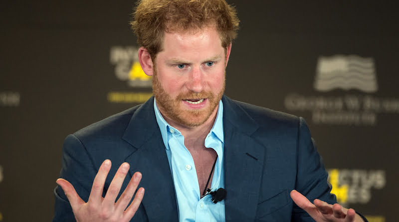 Prince Harry, DoD News/EJ Hersom