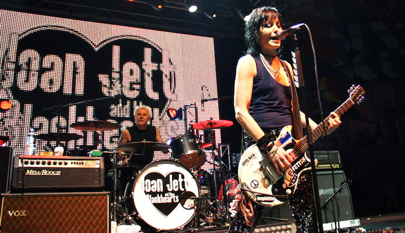 Joan Jett & the Blackhearts, Sunset Sounds 2011, National Concert Day 2016