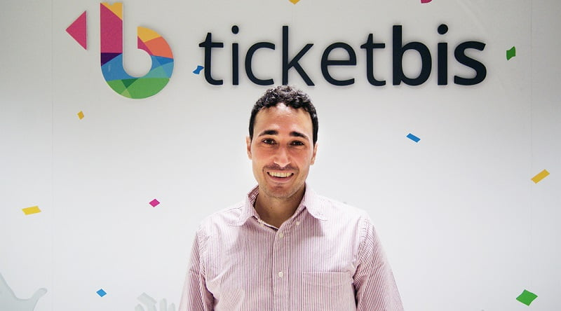 Ander Michelena, Ticketbis, StubHub