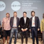James Minor, Mark Davyd, Paul Broadhurst, Carles Sala, Chris Garrit, Dagur B. Eggertsson, International Congress of Concert Venues, PrimaveraPro, MACBA, Barcelona, Paco Amate