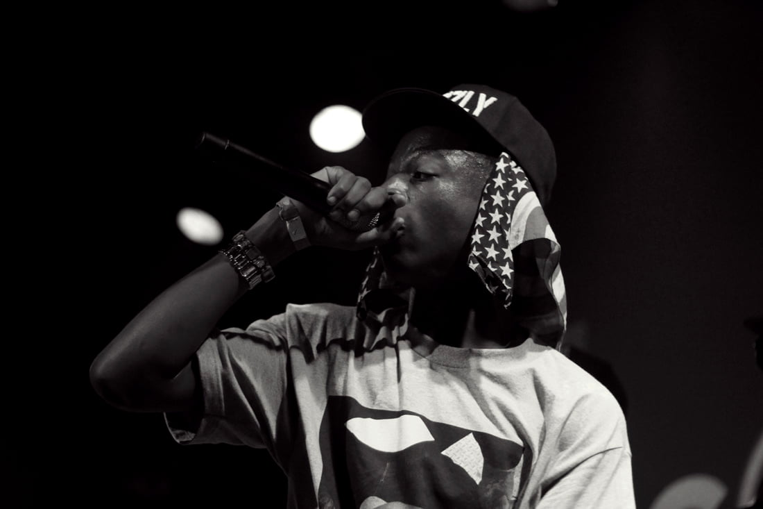 Joey Badass, SOBs, New York, 2012, VirL, Irving Plaza, Live Nation